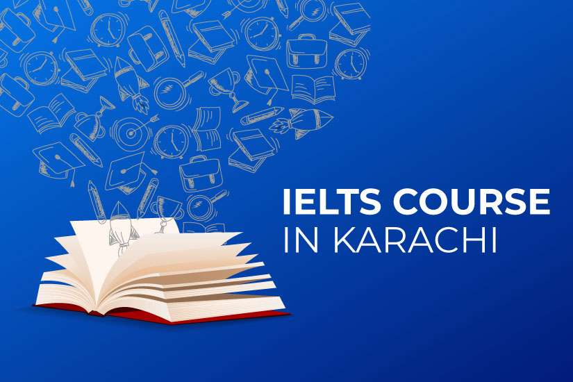 ielts course in karachi